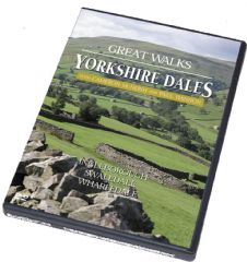 Great Walks Yorkshire Dales - DVD